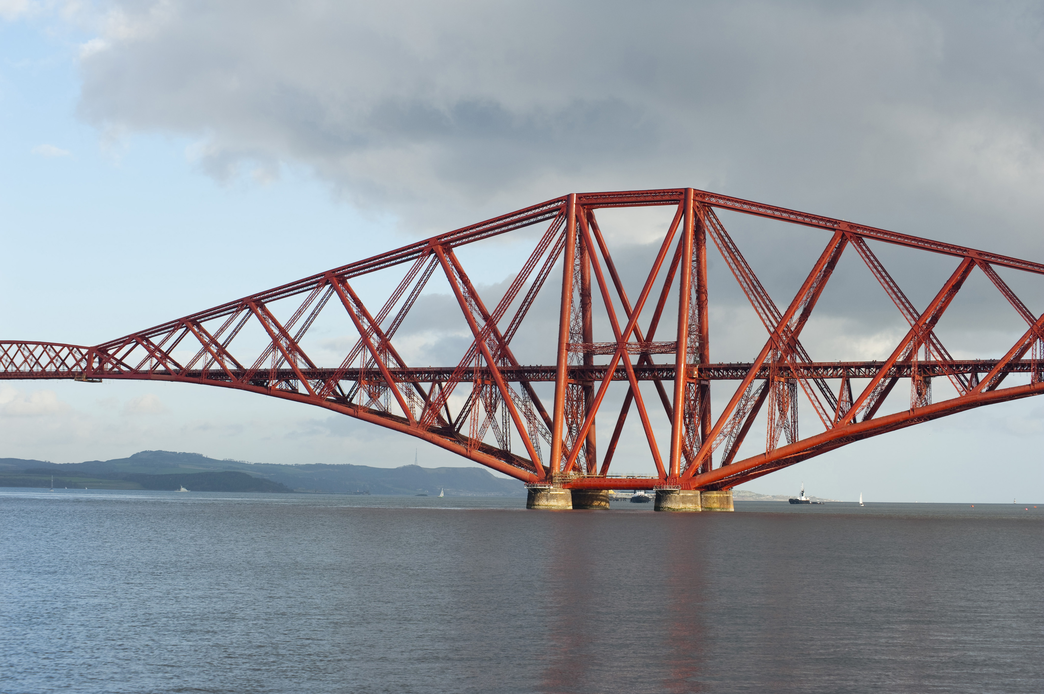 Famous Cantilever Bridge