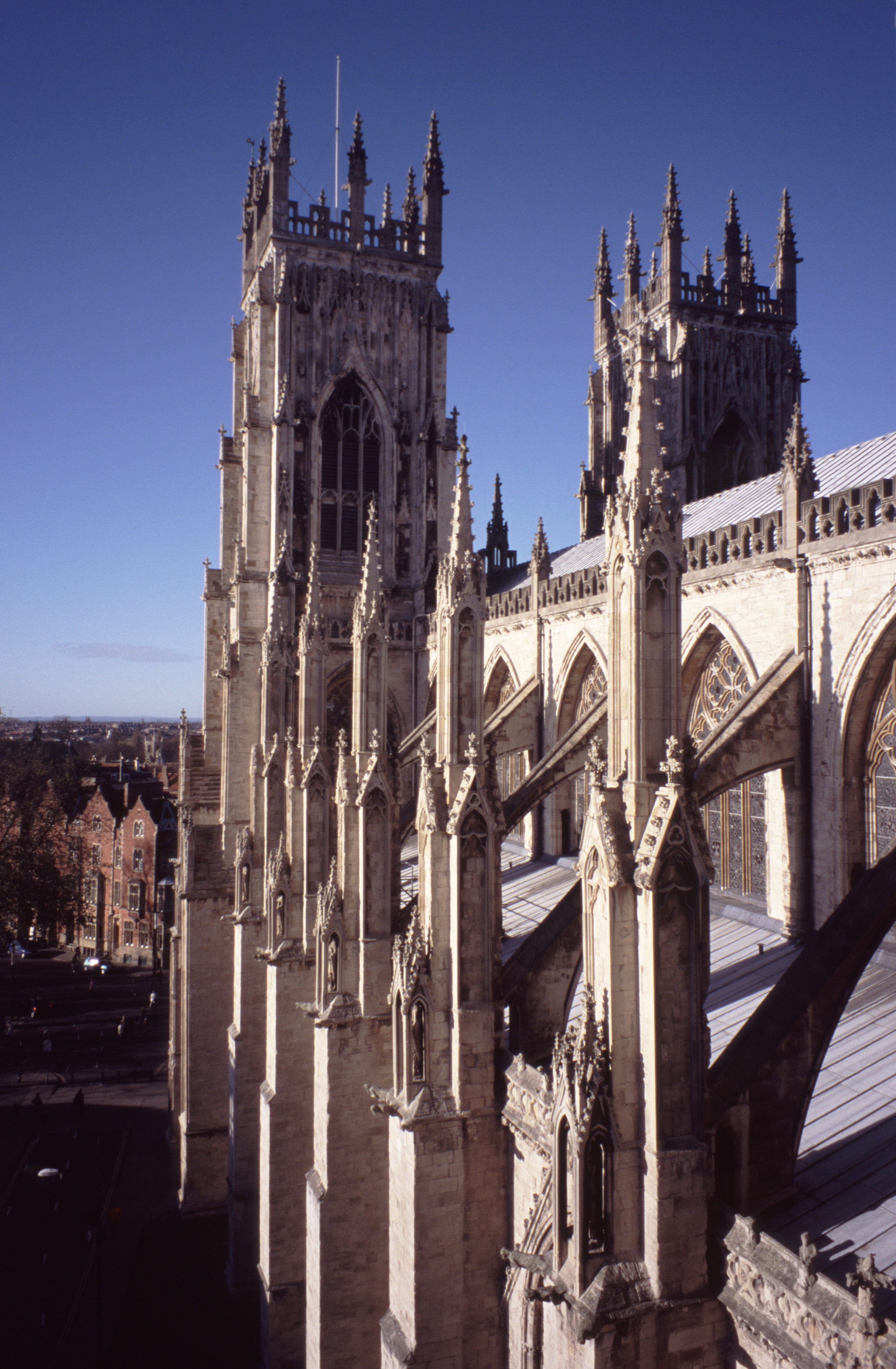 Free Stock Image Of Flying Buttresses